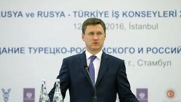 Rusya/Novak: OPEC anlaşması yüzde yüz katılım olursa etki...