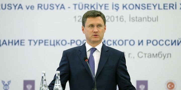 Rusya/Novak: OPEC anlaşması yüzde yüz katılım olursa etkili olur