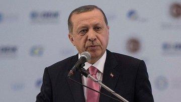 Erdoğan: Cumhuriyetimiz ilelebet yaşayacak