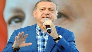 Erdoğan: Şimşek'i Merkez Bankası'nın başına getirmek istedim
