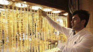 Altının gramı 143,5 liraya geriledi