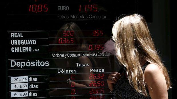 Gelişen ülke kurları Fed tutanakları öncesi düşüşte