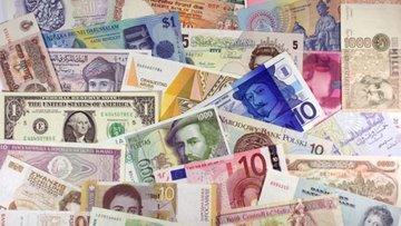 """Trump'ın """"para birimi"""" yorumları dış ülkelerin tonlarında..."""