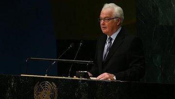 Rusya'nın BM Daimi Temsilcisi Çurkin hayatını kaybetti