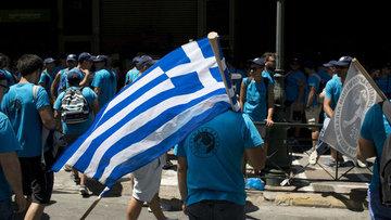 Yunan özel sektöründe 16 yılın en kötü istihdamı