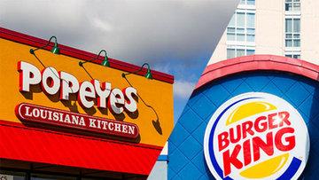 Burger King Popoyes'i satın alıyor