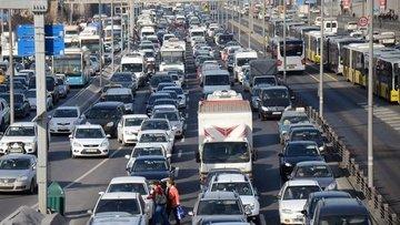 İstanbulda maç nedeniyle bazı yollar trafiğe kapatılacak