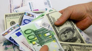 Euro dolar karşısında 1.05'teki kritik seviyenin altını g...