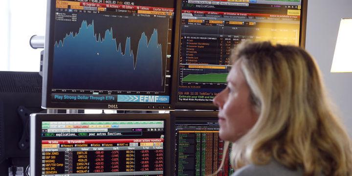 Küresel piyasalar: ABD hisseleri rekor zirvelerinden gerilerken tahviller yükseldi