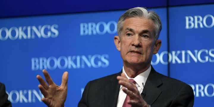 Fed/Powell: Fed kademeli faiz artışına gidebilir