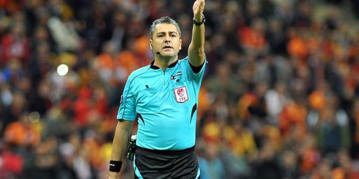 Galatasaray - Beşiktaş derbisini Bülent Yıldırım yönetecek
