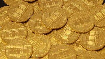 """Altın """"düşük dolar"""" ile dördüncü haftalık yükselişine yön..."""