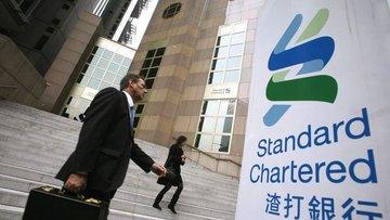 Standard Chartered hisseleri kar açıklaması ardından sert...