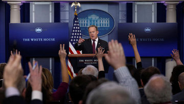 Beyaz Saray'dan bazı medya kuruluşlarına giriş yasağı