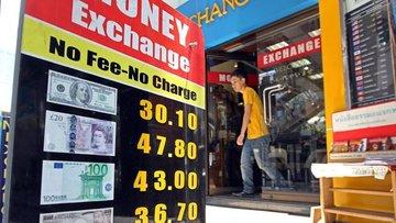 Gelişen ülke paraları Trump'ın konuşması öncesi düştü