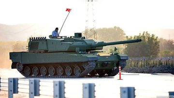 Milli proje Altay Tankı'nda güç grubu sözleşmesi iptal oldu
