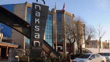 TMSF'ye devredilen Naksan Holding'in cihazlarının satıldı...