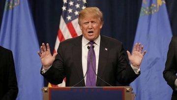 Beyaz Saray: Trump konuşmasında dış politika ve güvenlikt...