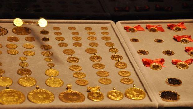 Kapalıçarşı'da altın fiyatları - 28.02.17