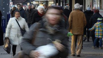 Almanya'da yıllık enflasyon AMB hedefini aştı