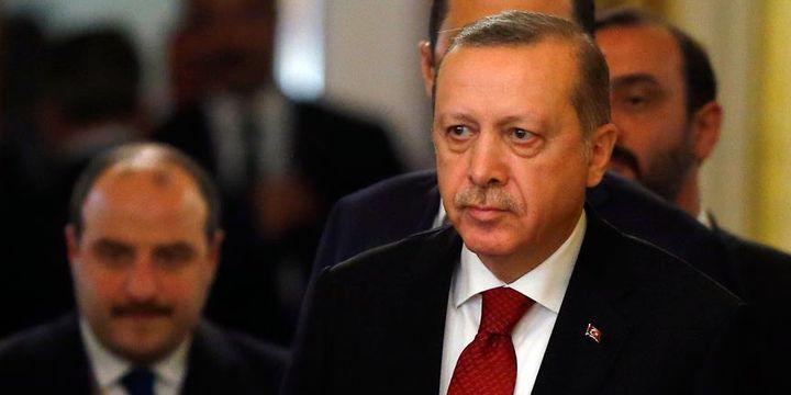 Erdoğan: Bir terör örgütüyle diğerinin bertaraf edilemeyeceği kabul edilmeli