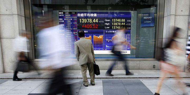 Asya hisseleri Çin verileri ile kayıplarını azalttı