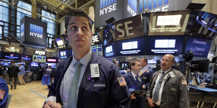 ABD hisseleri finans hisseleri öncülüğünde gevşedi