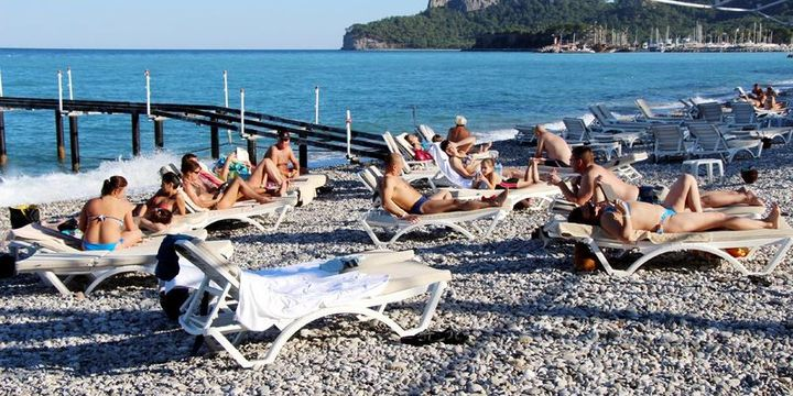 Rusların mayıs tatilinde Türkiye açık ara önde