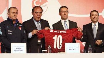 TFF ile Arçelik sponsorluk anlaşması imzaladı