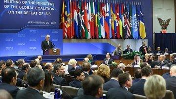 ABD Dışişleri Bakanı Tillerson'dan 'Fırat Kalkanı Harekat...
