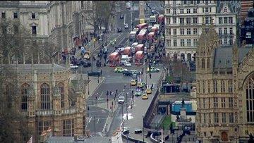 İngiltere Parlamentosu önünde silahlı saldırı: 4 kişi öld...