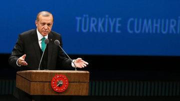 Erdoğan: Ey Kılıçdaroğlu, İnönü tek adamdı