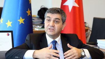 Avrupa Komisyonu, Türkiye'nin AB Büyükelçisi'ni çağırdı