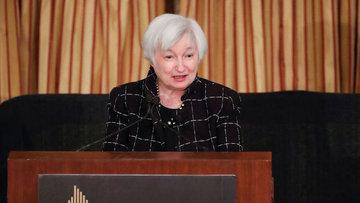 Yellen para politikasına dair yorum yapmadı