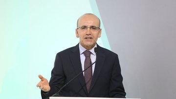 Şimşek: Türkiye demokratik resesyona girmeyecek