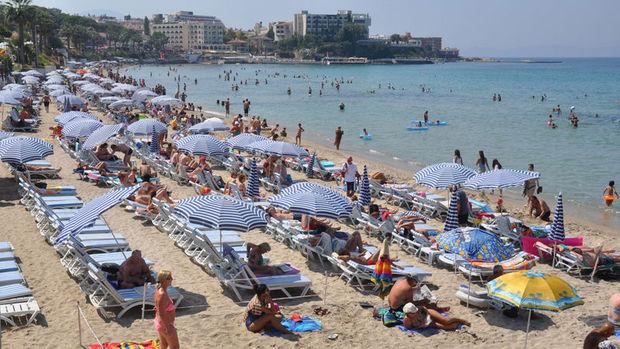 Turistler geçen yıl 29.6 milyar dolar harcama yaptı