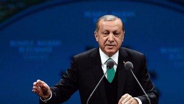Cumhurbaşkanı Erdoğan Bloomberg HT-Show TV-Habertürk orta...