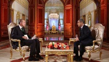 Erdoğan: Kredi derecelendirme kuruluşlarının verdiği notl...