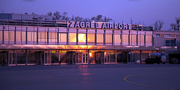 TAV Zagreb'de yeni terminali açtı