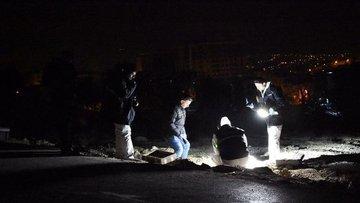 İzmir'de patlama, 1 ölü, 1 yaralı