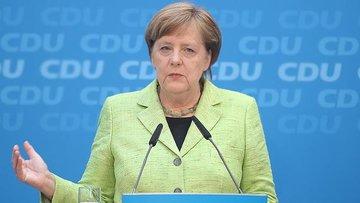 Merkel: Türkiye 3 milyon sığınmacı için çok şey yaptı