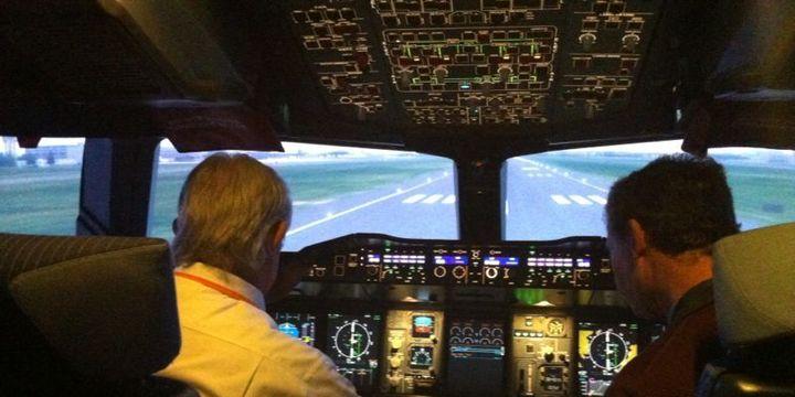 165 yabancı pilot THY
