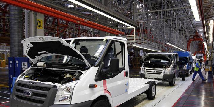 Ford Otosan 83 ülkeye 257 bin 246 araç sattı