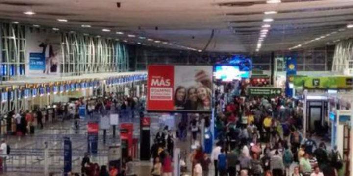 TAV Şili Santiago Havalimanının yolcu salonlarını işletecek