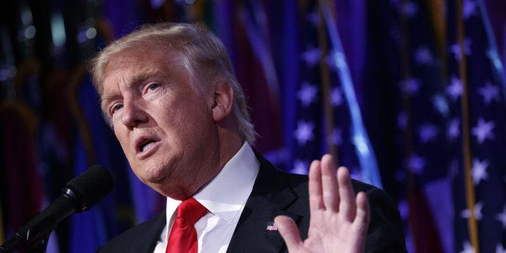 Trump: Kimyasal saldırının yapıldığı askeri üsse saldırı emri verdim