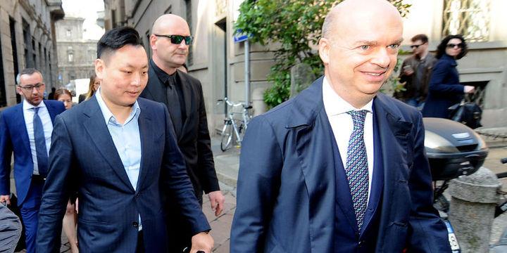 Milan Çinli yatırımcıların oldu