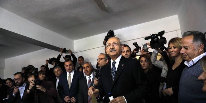 Kılıçdaroğlu