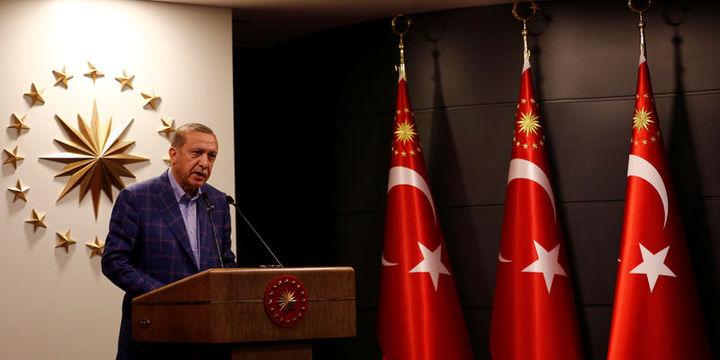 Erdoğan: 25 milyon oyla anayasa değişikliği kabul edildi