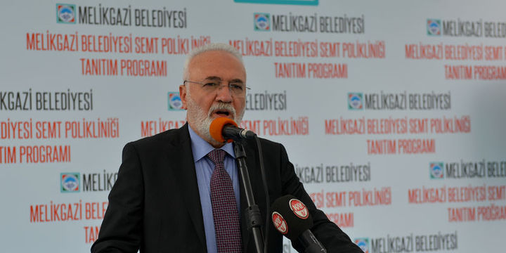AK Parti Grup Başkanvekili Mustafa Elitaş
