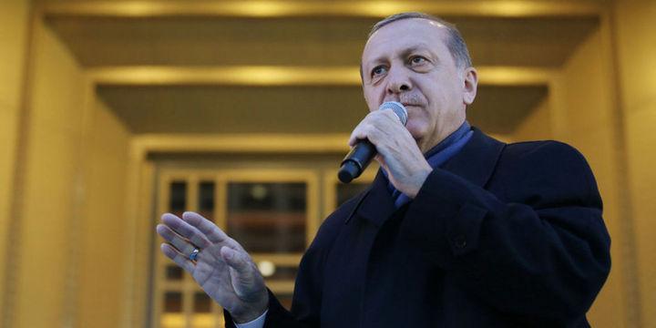 Cumhurbaşkanı Erdoğan: YSK